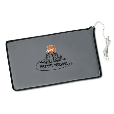 K&H Pet Products Pet Bed Warmer Gray X-Large 15.75 X 25.5 Inches
