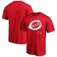 Men's Fanatics Branded Red Cincinnati Reds Team Streak T-Shirt