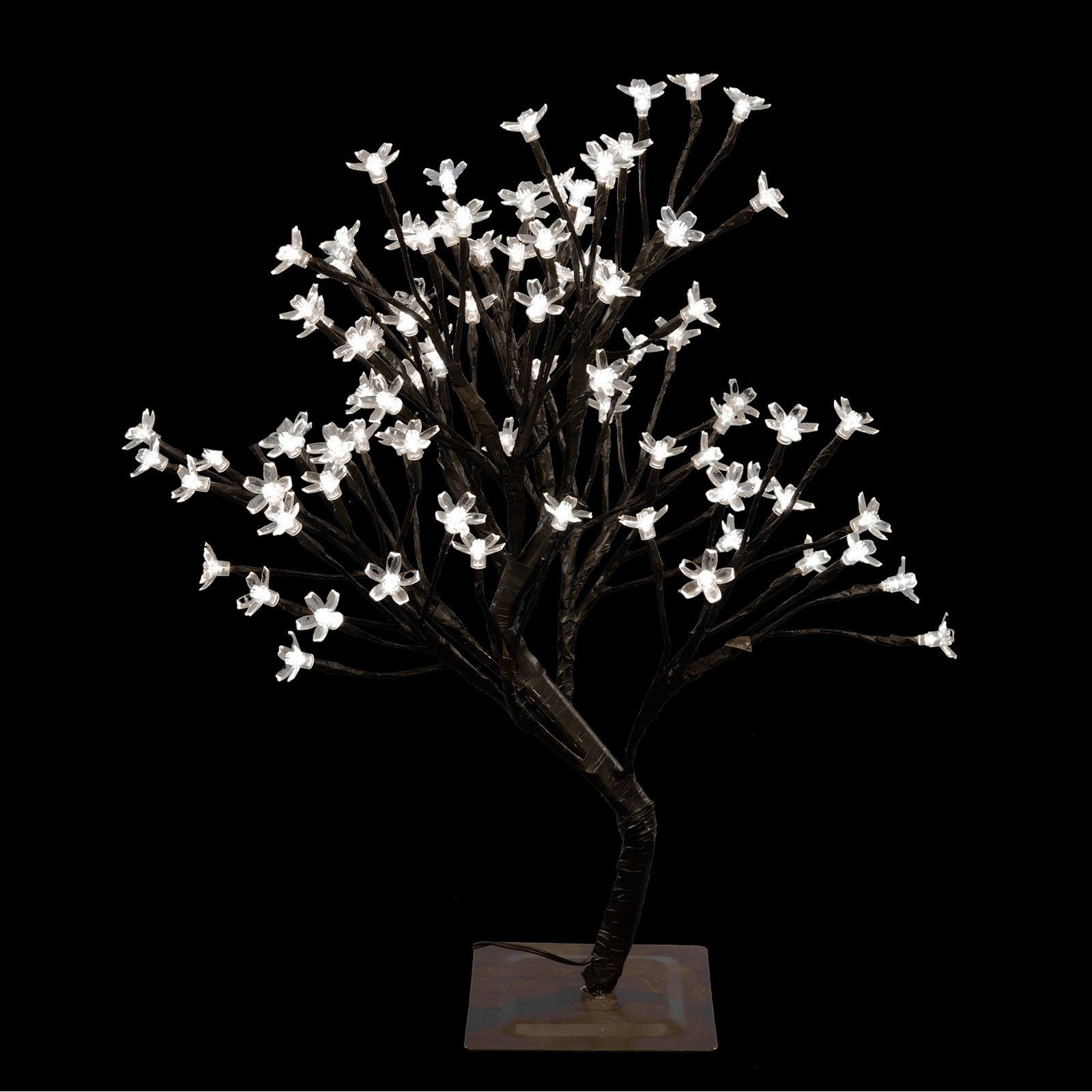 FLORAL LIGHTS-BONSAI TREE-INDOOR/OUTDOOR WARM WT AC 96 LED