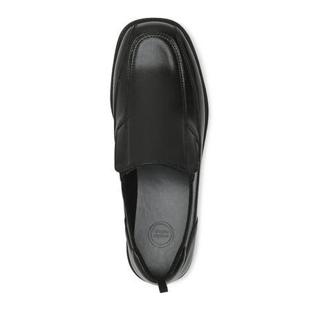 Wonder Nation Traditional Slip On Dress Shoe (Little Boys & Big Boys)