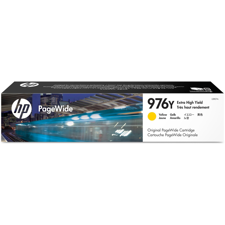 HP, HEWL0R07A, 976Y PageWide Color Print Cartridge, 1 Each