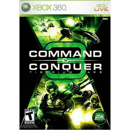 Command & Conquer 3: Tiberium Wars (Command And Conquer Generals Zero Hour Strategy)