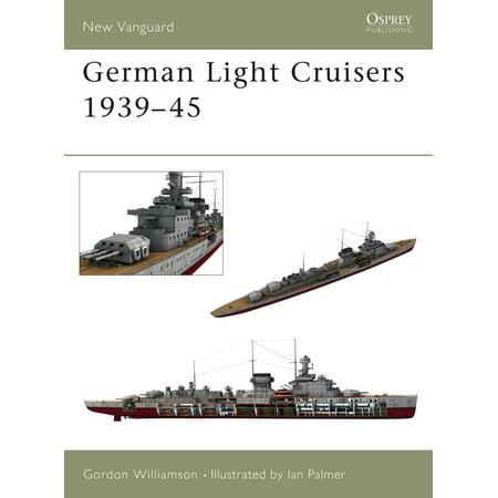 German Light Cruisers 1939–45 (German Cruiser)
