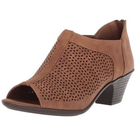 - Easy Street Womens Steff Open Toe Ankle Fashion Boots