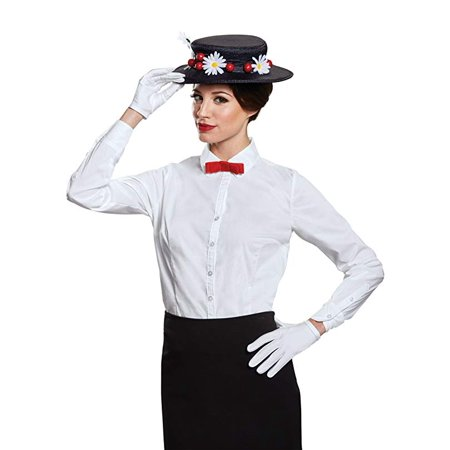 Mary Poppins Costume Accessory Kit](Mary Poppins Costume Kids)