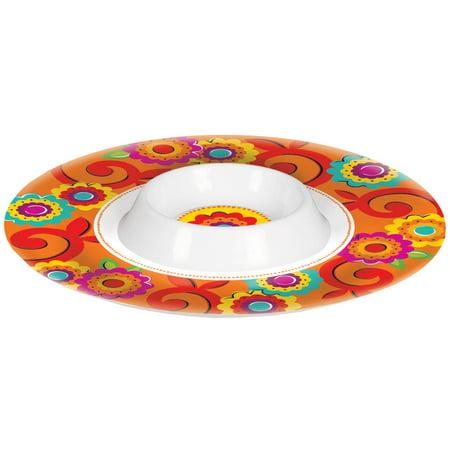 Fiesta Chip and Dip Bowl - Chip Bowl