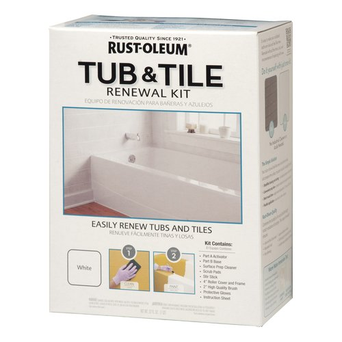Stunning Rustoleum Tile Paint Gallery - The Best Bathroom Ideas ...