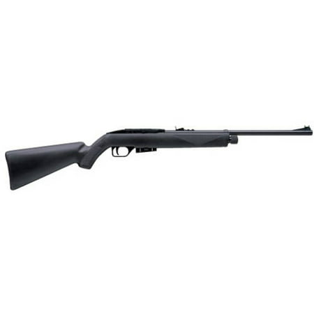Black Semi Automatic Gun - Crosman 1077 RepeatAir .177 Cal Semi Auto Air Rifle