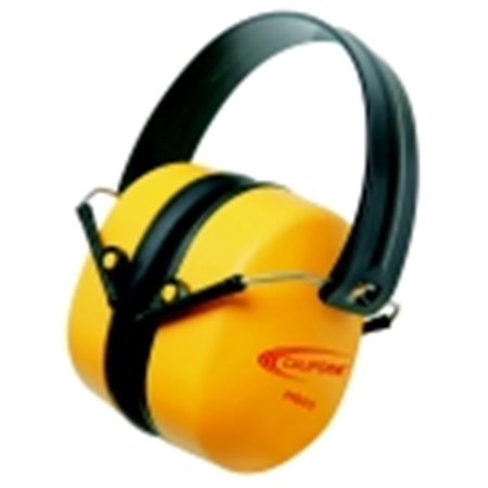 Califone Hearing Safe Best Hearing Protector - 37Db, Bright Yellow