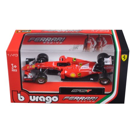 2015 Ferrari Racing Formula 1 SF15 F1 Kimi Raikkonen #7 1/43 Diecast Model Car by Bburago