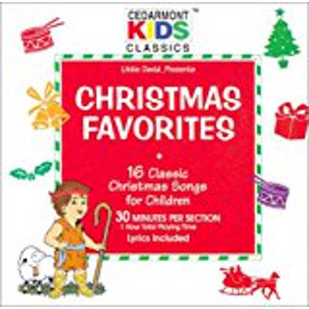 Christmas Favorites (Audiobook) ()