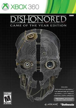 Bethesda Softworks Dishonored Game of the Year Edition (Xbox 360)