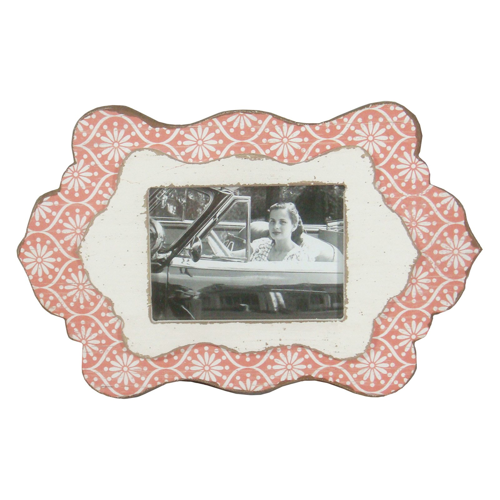 VIP International Wood Picture Frame - Pink