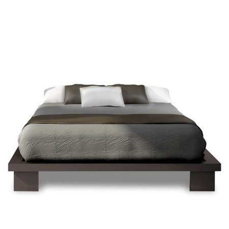 Stellar Home Furniture Cosmopolis Queen Platform Bed