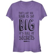 Mean Girls Juniors' Hair Full of Secrets T-Shirt