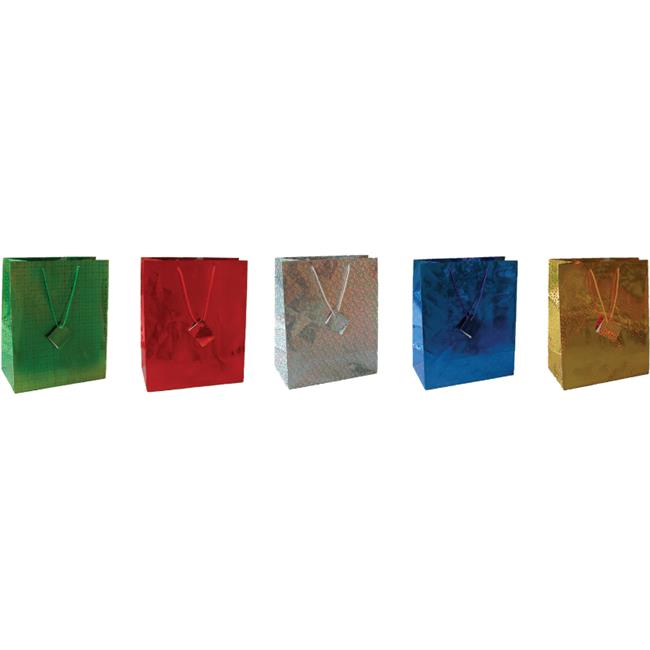 DDI 1488461 Gift Bags - Hologram designs - Giant Case Of 72