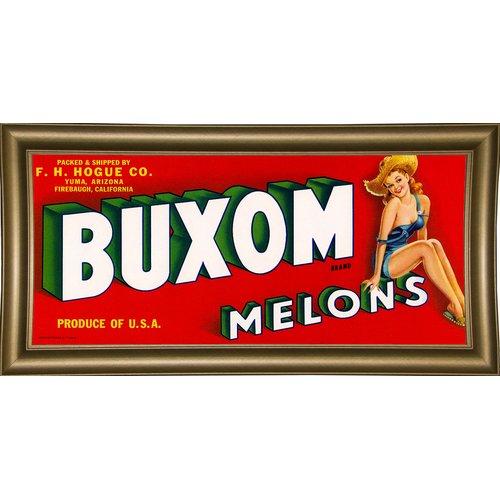 Vintage melons