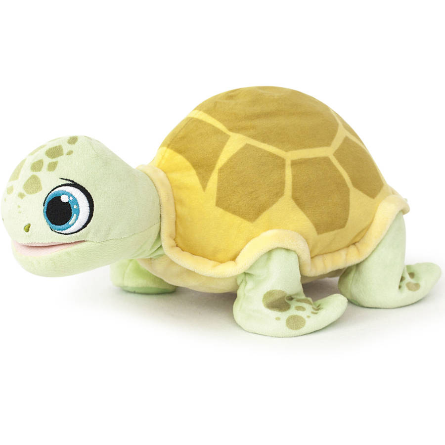 "Martina the 8"" Plush Turtle"