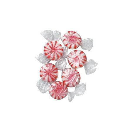 Licorice Starlight Mints - Pinwheel Starlight Mints, 5 lb
