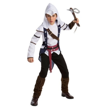 Assassins Creed: Connor Classic Teen (Assassin's Creed 3 Connor Costume)