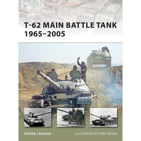 T-62 Main Battle Tank 1965–2005 (Main Attrakionz Green Ova To The Top)
