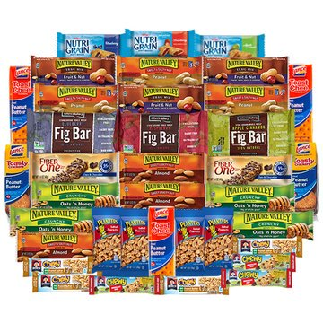 - Healthy Mixed Snack Box & Snacks Gift Variety Pack (Care Package 36 Count)
