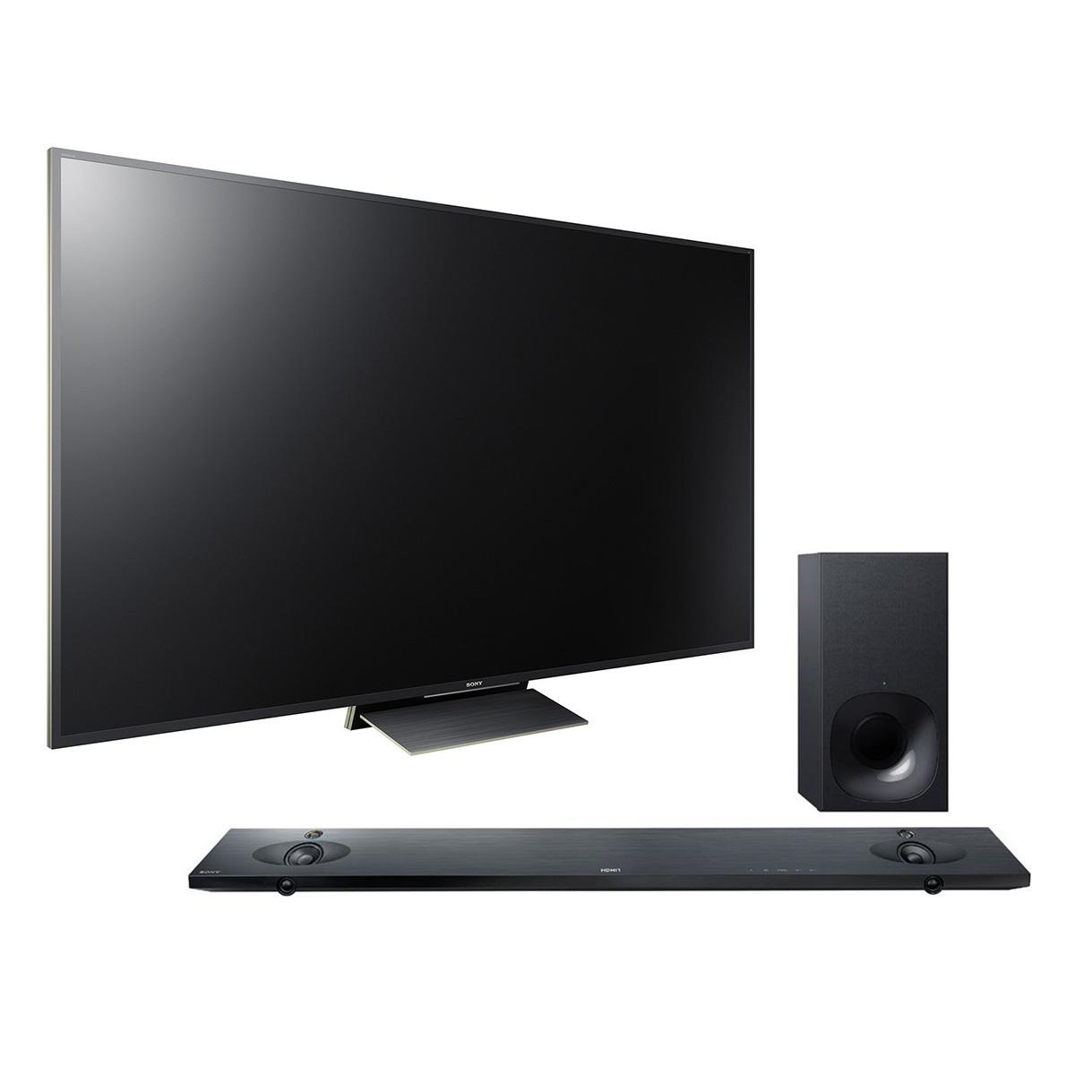 """Sony XBR-75Z9D 75"""" Class Z9D Series 4K HDR Ultra HD TV wi..."""