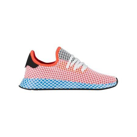 the best attitude de5df b5841 adidas Originals Deerupt Runner - Women's - Running - Shoes - Soar  Red/Bluebird - Walmart.com