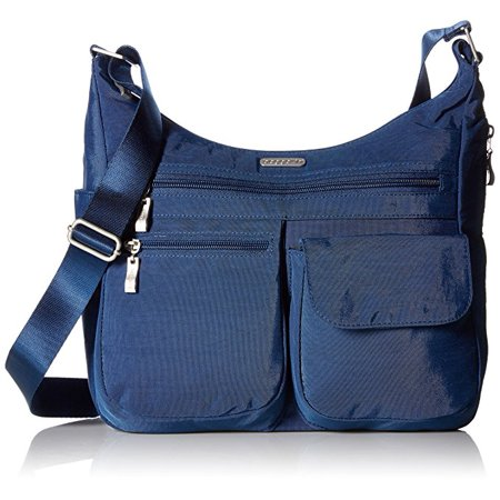 Baggallini Everywhere Travel Crossbody Bag Pacific One Size