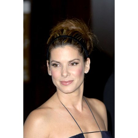 8x10 Film (Sandra Bullock At Arrivals For 9Th Annual Hollywood Film Festival Hollywood Awards Beverly Hilton Hotel Los Ca October 24 2005 Photo By Michael GermanaEverett Collection)