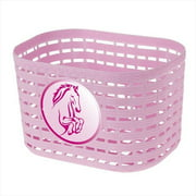 Ventura Pony Children's Basket (Pink)