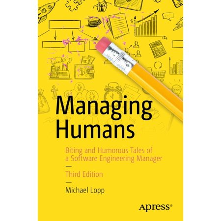 Managing Humans - eBook (In The Lopp)