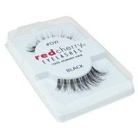 643afd5b8a8 Product Image Red Cherry 100% Human Hair False Eye Lashes Fake Eye Lashes  #DW Demi Wispy