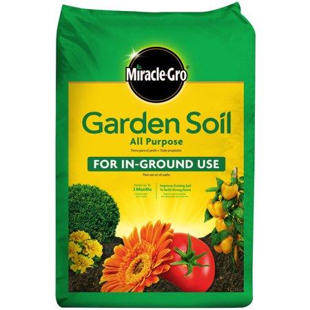 Miracle Gro Garden Soil All Purpose 2 Cf