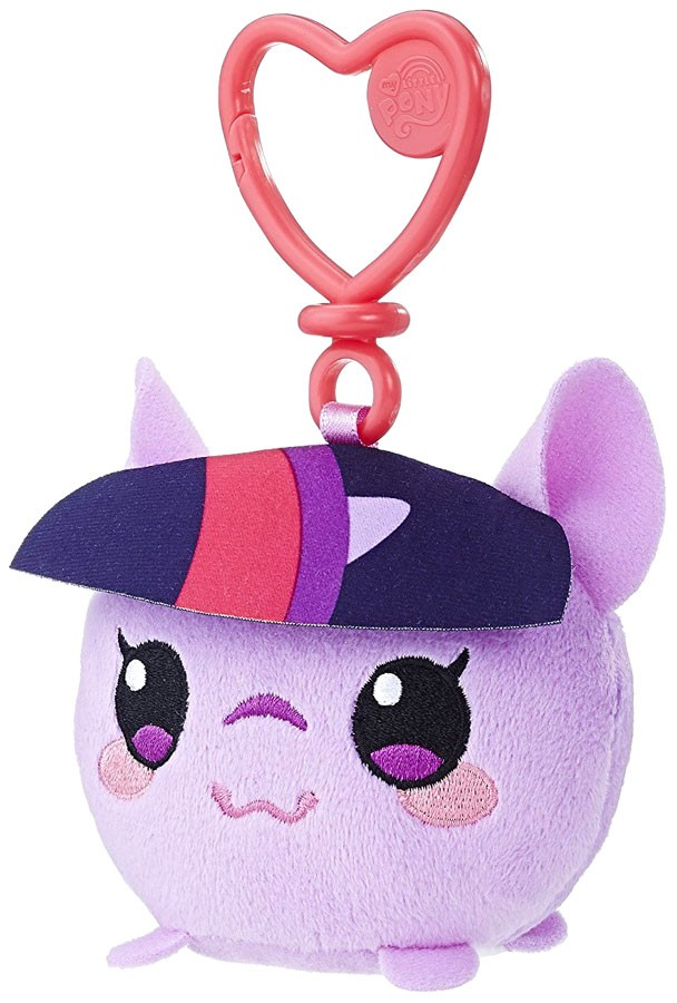 My Little Pony: The Movie Twilight Sparkle Clip Plush by Hasbro