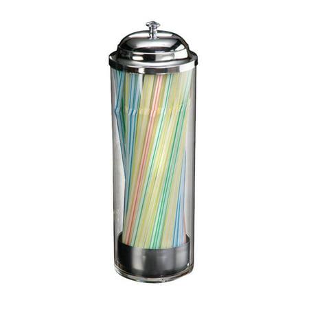 Straw Dispenser H: 10 3/4