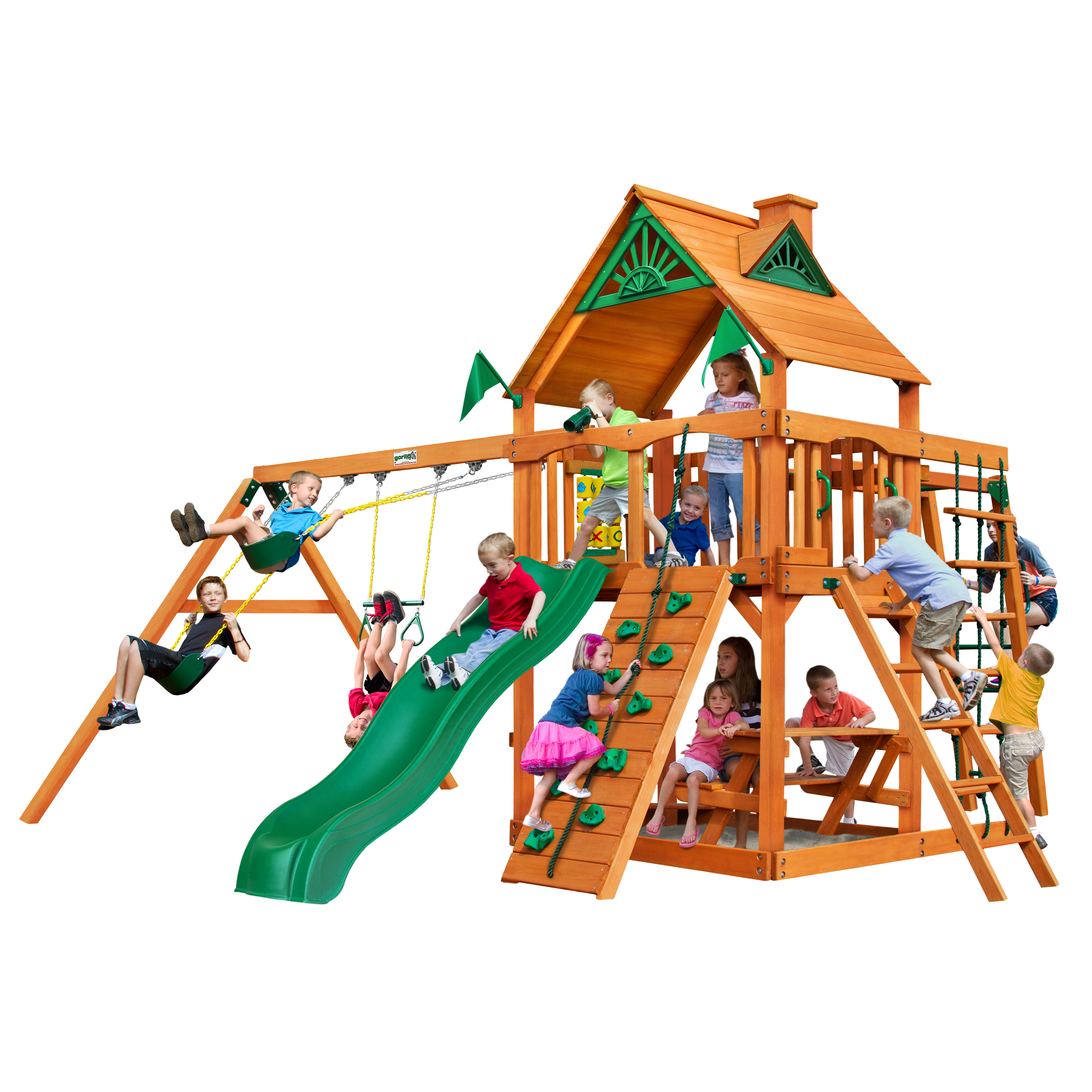Wooden Swing Sets Walmart Com