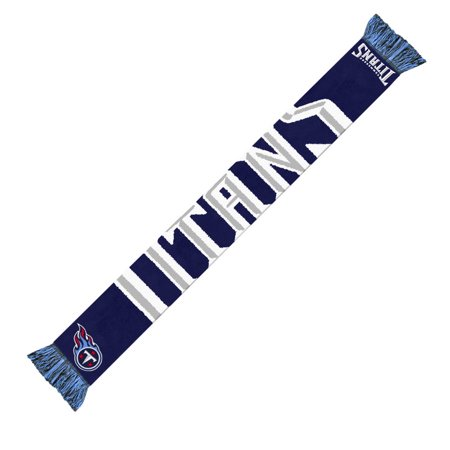 Tennessee Titans Scarf 2014 Woodmark by