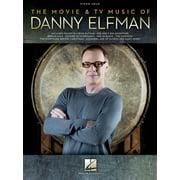 The Movie & TV Music of Danny Elfman - eBook