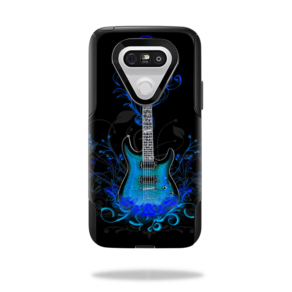 MightySkins Protective Vinyl Skin Decal for OtterBox Commuter LG G5 Case wrap cover sticker skins Guitar