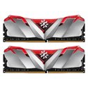 XPG GAMMIX D30 32GB (2 x 16GB) PC4-25600 Desktop Memory