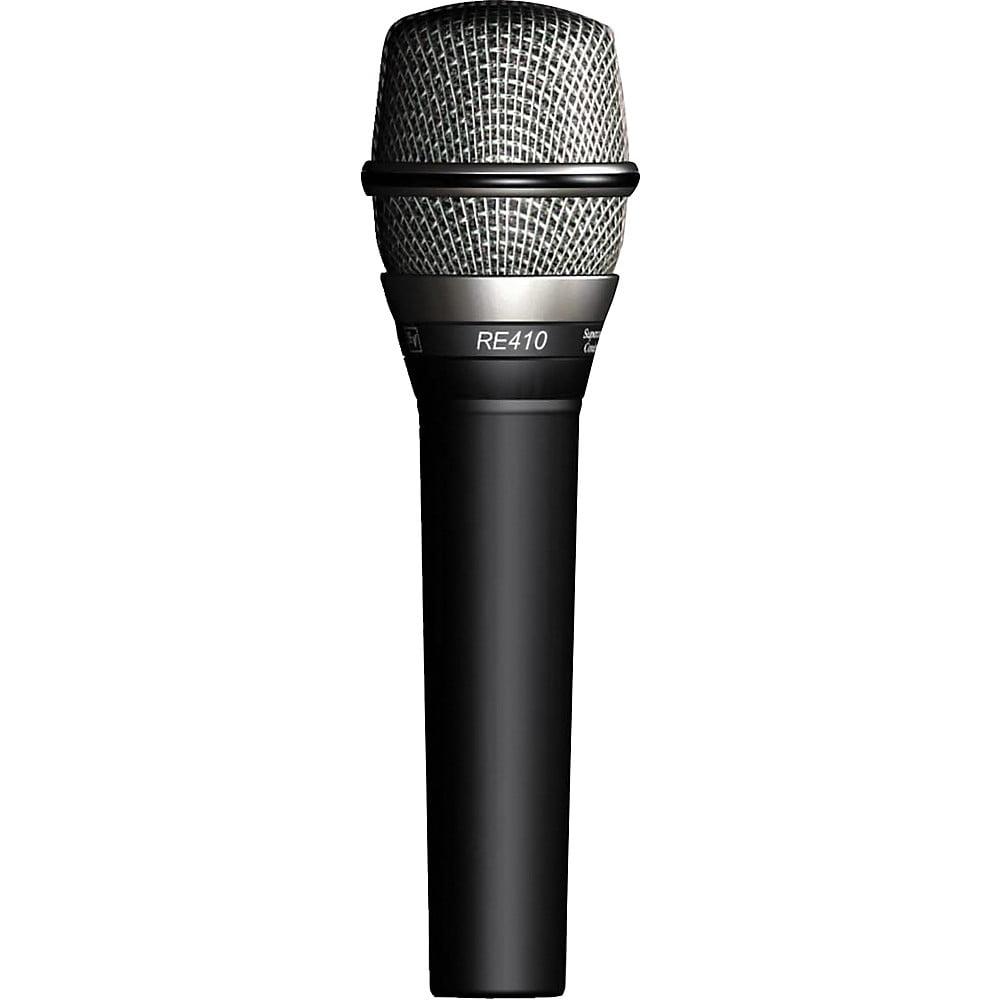 ELECTRO-VOICE RE410 Handheld Condenser Cardioid Vocal Mic...