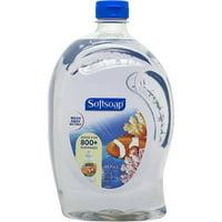 Softsoap Liquid Hand Soap Refill, Aquarium Series - 56 fluid ounces