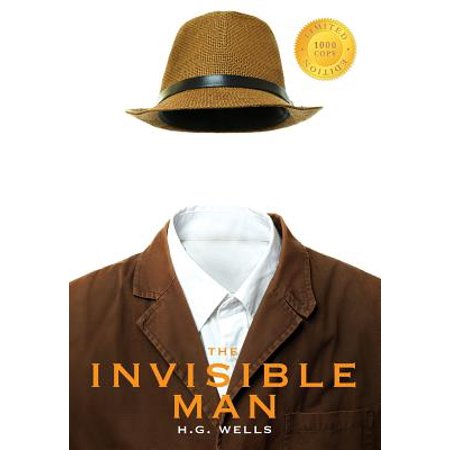 The Invisible Man (1000 Copy Limited Edition) (Limited Edition Well)