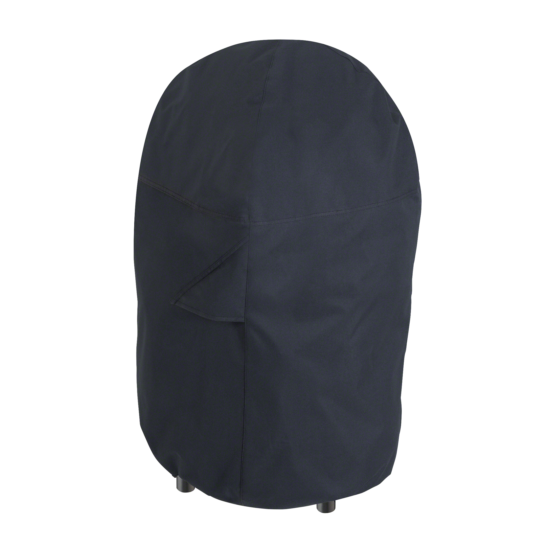 Classic Accessories Round Smoker Cover - Tough and Water Resistant Outdoor Cover, Medium