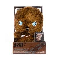 """Star Wars Medium Heroez 7"""" Plush & Pin Set (Chewbacca)"""