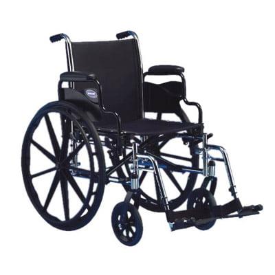 "Tracer SX5 Wheelchair, Flip-Back Desk-Length Arms 22""x16"""