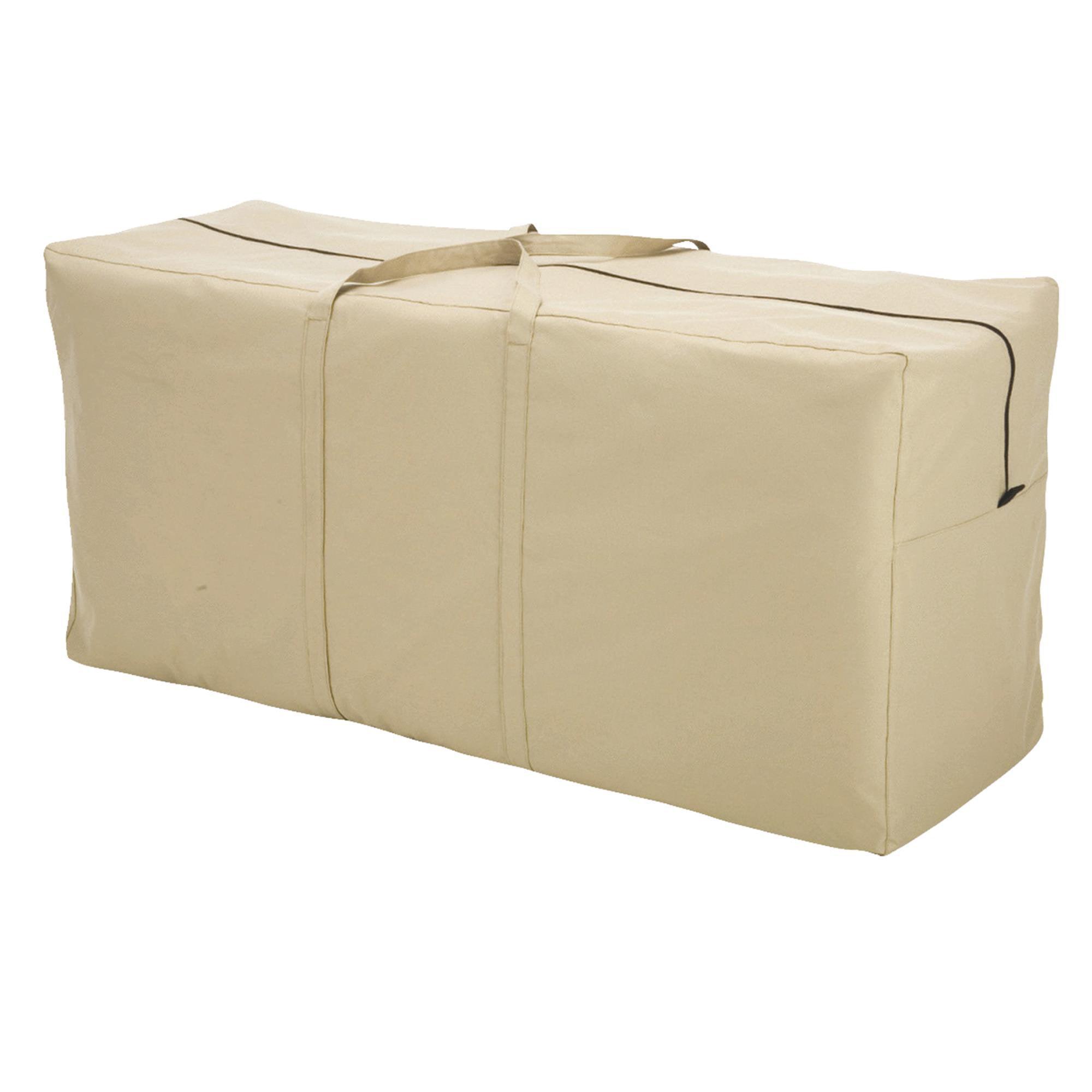 Classic Accessories Terrazzo Patio Cushion & Cover Storage Bag