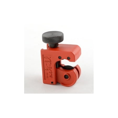 Mini Hand Small Size Miniature Steel Copper Pipe and Tube Tubing Cutter (Copper Pipe Sizing Tool)