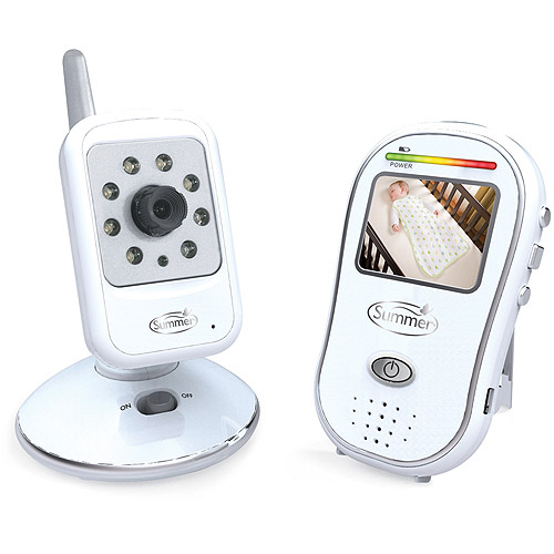 Summer Infant - Secure Sight Handheld Color Video Monitor, 02040